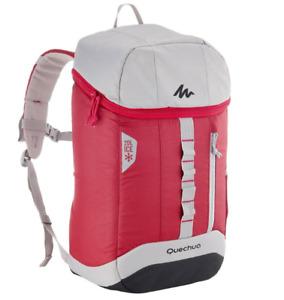 Kühlrucksack Wanderrucksack Sportrucksack Picknickrucksack in Rot mit Isolierung