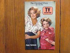 1970 Cleveland Press TV Showtime  (LAARA LACEY/JULIE McWHIRTER/MELANIE FULLERTON
