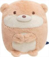 PSL San-X Sumikko Gurashi Super Soft Plush Doll Cushion otter MY62601 NEW