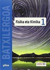 (EUS).(15).FISIKA ETA KIMIKA 1ºBATX. ENVÍO URGENTE (ESPAÑA)