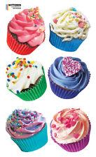 Aufkleber Sticker Wandaufkleber Wandsticker Küchen Muffin Cupcakes Dessert Küche