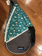 KAVU *NWT*Paxton Pack Sling/Crossbody Bag in *Camp Life*Great Bag