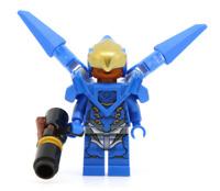LEGO Overwatch 75975 - Pharah GENUINE Minifigure Figure!