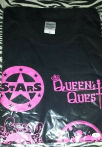 RARE STARDOM Giveaway 4 Faction T-Shirt Tokyo Cyber Squad Hana Kimura Large