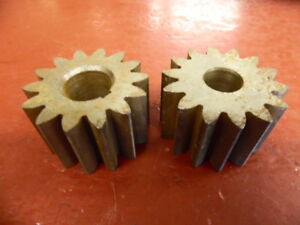 1921 1922 1923 1924 1925 1926 1927 GMC Truck Oil Pump Gear Set NORS