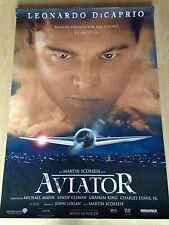 Aviator Kinoplakat Poster A0, 84x119cm Leonardo DiCaprio, Martin Scorsese