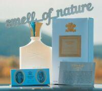 Creed Silver Mountain Water Eau De Parfum Spray for Men 3.3 fl oz / 100 ml New