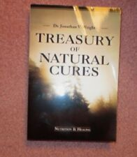 Treasury of Natural Cures, Dr. Jonathan Wright, Nutrition & Healing, 2013, EC