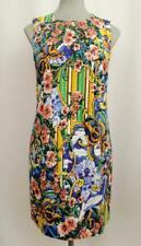 Dolce & Gabbana Floral-jacquard Dress UK10-12 New Auth