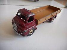 Dinky Toys Big Bedford in Dark red/Brown