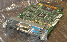 Cisco WIC-2A/S 2-Port SYNC/ASYNC WAN Interface Card Network Module