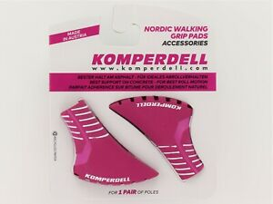 Komperdell 2019 2 Colour Nordic Walking Grip Pad - Purple/White