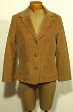 women's L.L. BEAN corduroy jacket blazer size 6 PETITE - LL BEAN L.L.BEAN