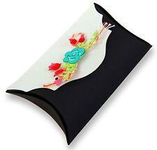 Sizzix Bigz L Fancy Pillow Box die #659188 Retail $29.99 designer Jen Long & WWC