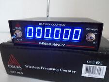DELTA DFC-100 FREQUENCY COUNTER.............RADIO_TRADER_IRELAND.