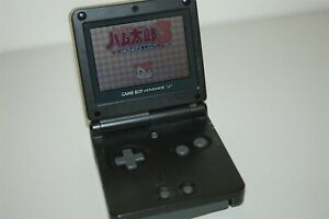 Nintendo Game Boy Advance SP Console system + 1 game ( japan )