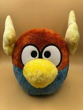 Angry Birds Space Lightning Bird Changi Plush Kids Soft Stuffed Toy Doll Game