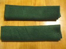 Set of 2 Soft & Secure CPAP Comfort Pads Keeps Mask Straps green dark hunter