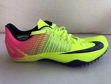 Nike Zoom Celar 5 Sprint Track Spikes Volt OC Size Mens 11