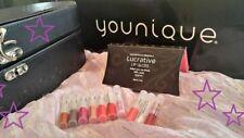 Ooh La La: 10pc NEW in pkg Younique Lucrative Lip Gloss Samples Lot