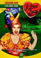 NEW DVD - I Love Lucy: Season 1, Vol. 1 (1951) - INCLUDES THE LOST PILOT EPISODE