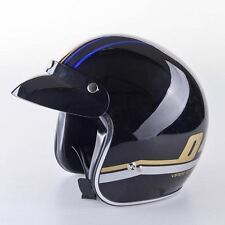 Viper Not Rated Open Face Graphic Motorcycle Helmets