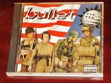 Bullet: S/T ST Self Titled Same CD 2001 The Amazing Bullet Corporation GCO116