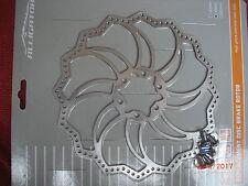 Alligator Bicycle Brake Disc Rotor 180 mm, 6 Bolt