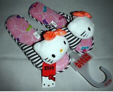 HELLO KITTY SLIPPERS Girls Size 5-6