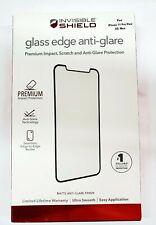 Zagg Glass Edge Anti-Glare Screen Protector for iPhone 11 Pro Max/ iPhone Xs Max