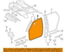 TOYOTA OEM 03-08 Corolla Interior-Front Door Trim Left 6231402031B1