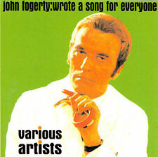 1 CENT CD VA John Fogerty: Wrote A Song For Everyone the coal porters / om3