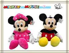 1pcs 46cm DISNEY MICKEY or MINNIE MOUSE PLUSH DOLL KIDS BABY SOFT STUFFED TOY