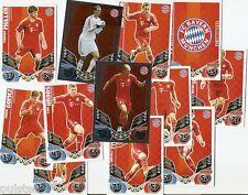 Match Attax 2011/12 FC Bayern München Karte aussuchen