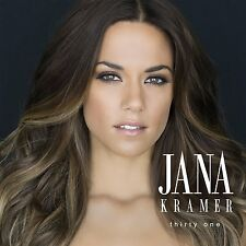 JANA KRAMER THIRTY ONE CD ALBUM (February 5th 2016)