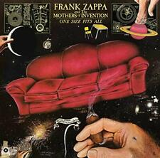 Frank Zappa The Mothers Of Invention - One Size Fits All (NEW CD)