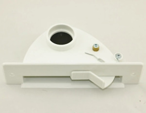 Ducted Vacuum Automatic Dustpan White