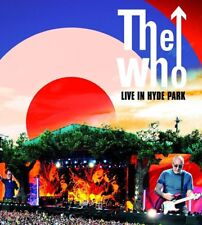 THE WHO - LIVE IN HYDE PARK DVD ~ ROGER DALTREY~PETE TOWNSEND *NEW*