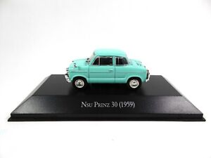 NSU Prinz 30 (1959) - 1/43 Voiture Miniature Salvat Diecast Model Car AR33