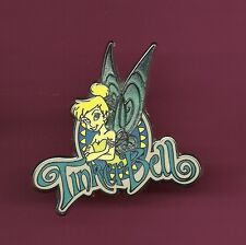Tinker Bell Beautiful Shiny 2013 Large Wings Name Splendid Disney Pin Peter Pan