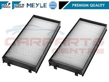 FOR BMW X5 E70 MEYLE GERMANY CABIN INTERIOR AIR POLLEN FILTER KIT PAIR SET