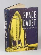 Robert A. Heinlein - Space Cadet, first edition in dust jacket