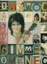 RON WOOD gimme some neck HOLLAND 1979 EX (LP2641)