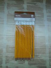 Aktion 8 Bleistifte 2B HB B 4 Härtegrade H 3Stk Radiergummi gratis