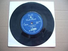 """VARDIS - OUT OF THE WAY / IF I WERE KING - 7"""" SINGLE - NWOBHM - CASTLE RECORDS"""