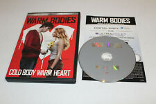 Warm Bodies (DVD 2013) Nicholas Hoult, Teresa Palmer, John Malkovich, Zombies