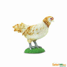 Safari Ltd 100090 Ameraucana Hen 6 CM Series Farm Novelty 2018