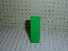 1 x LEGO Green Bricks 1 x 2 x 5 ref 2454 / Set 6434/4762/4552/6748