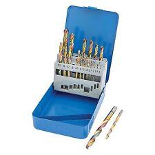 Draper 35244 19 pièces revêtement cobalt métrique hss hss drill bit set
