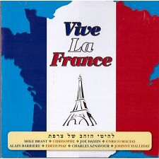 Vive La France   The Very Best French songs    NEW CD